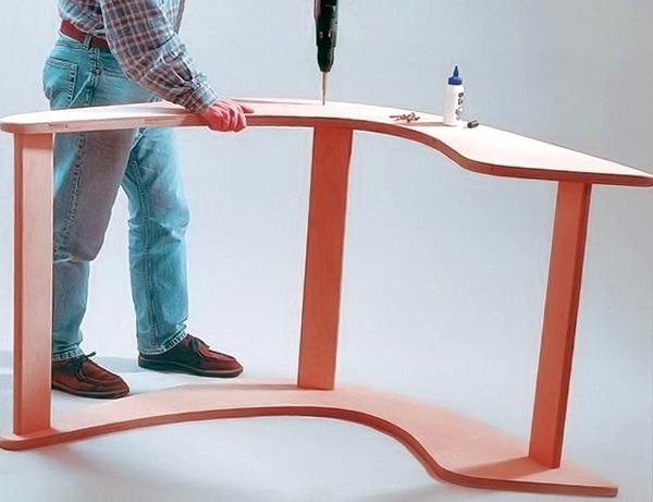 Кресло качалка: чертежи и размеры, легкие варианты конструкции