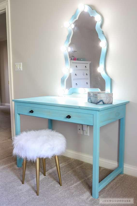 стол для макияжа своими руками