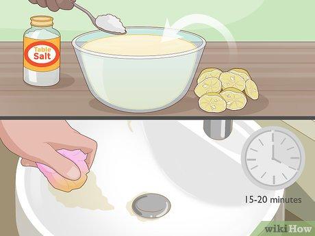 Изображение с названием Clean and Shine a Porcelain Sink Step 6