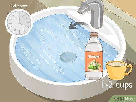 Изображение с названием Clean and Shine a Porcelain Sink Step 4