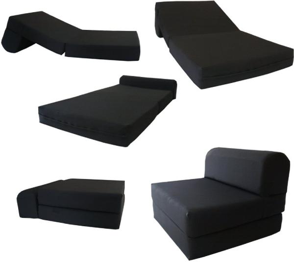 Формованный кресло-матрас