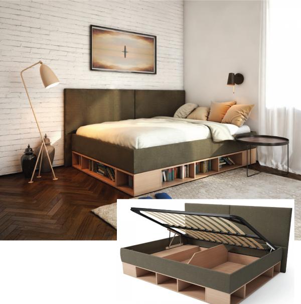 Модный дизайн постели