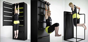 Мебель трансформер для спорта