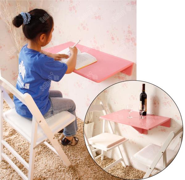 Откидной стол трансформер для жилой комнаты