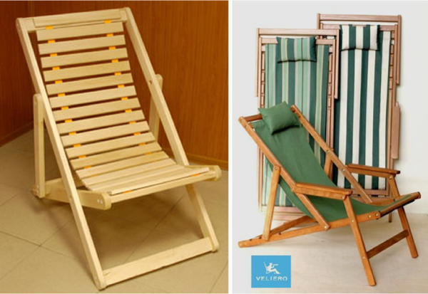 Раскладные стулья трансформеры
