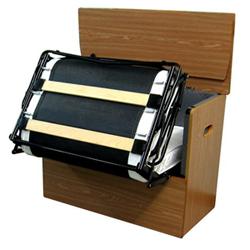 Стол - раскладушка с матрасом