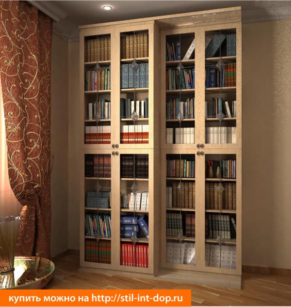 Двери для книжного шкафа своими руками