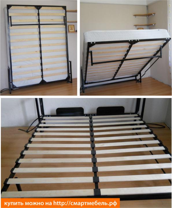 Вертикальная Подъемная кровать