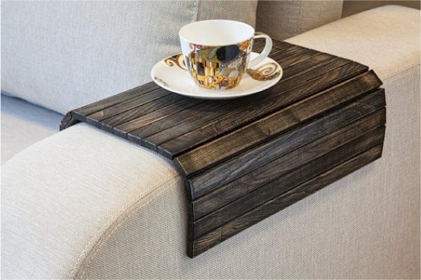 Накладка на подлокотник дивана и кресла