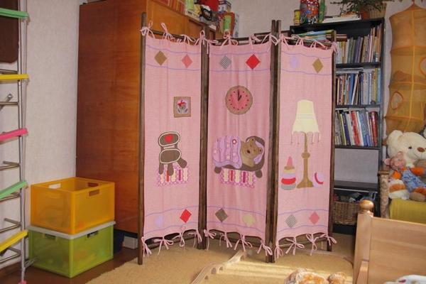 ширма для детской