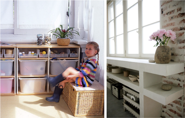 дизайн подоконников в квартире фото