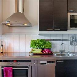 Интерьере маленькой кухни фото