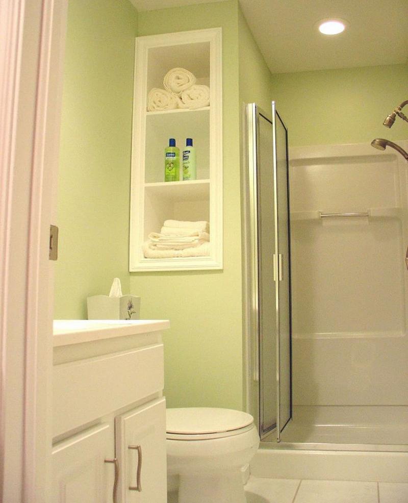 Дизайн ванной комнат 4 кв м 1