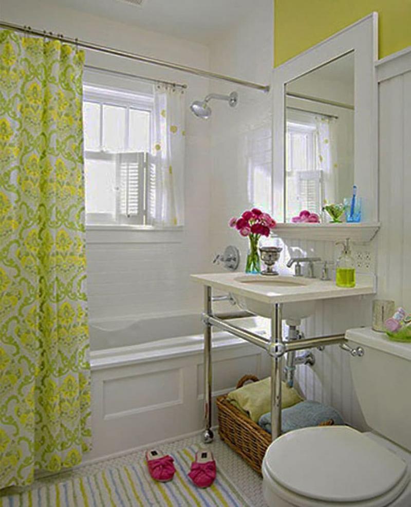 Дизайн ванной комнат 4 кв м 2