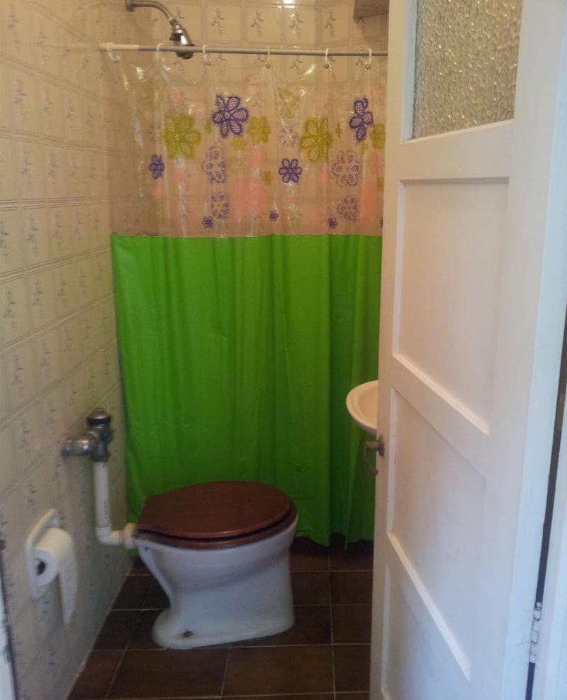Маленькая ванная комната (интерьер) 3
