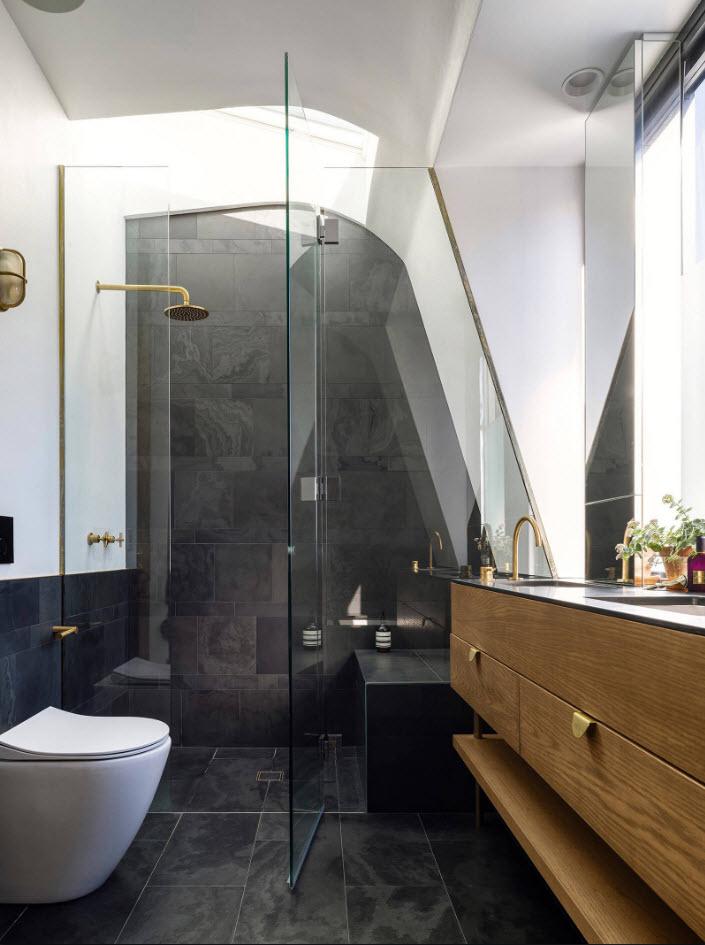 Необычная геометрия ванной