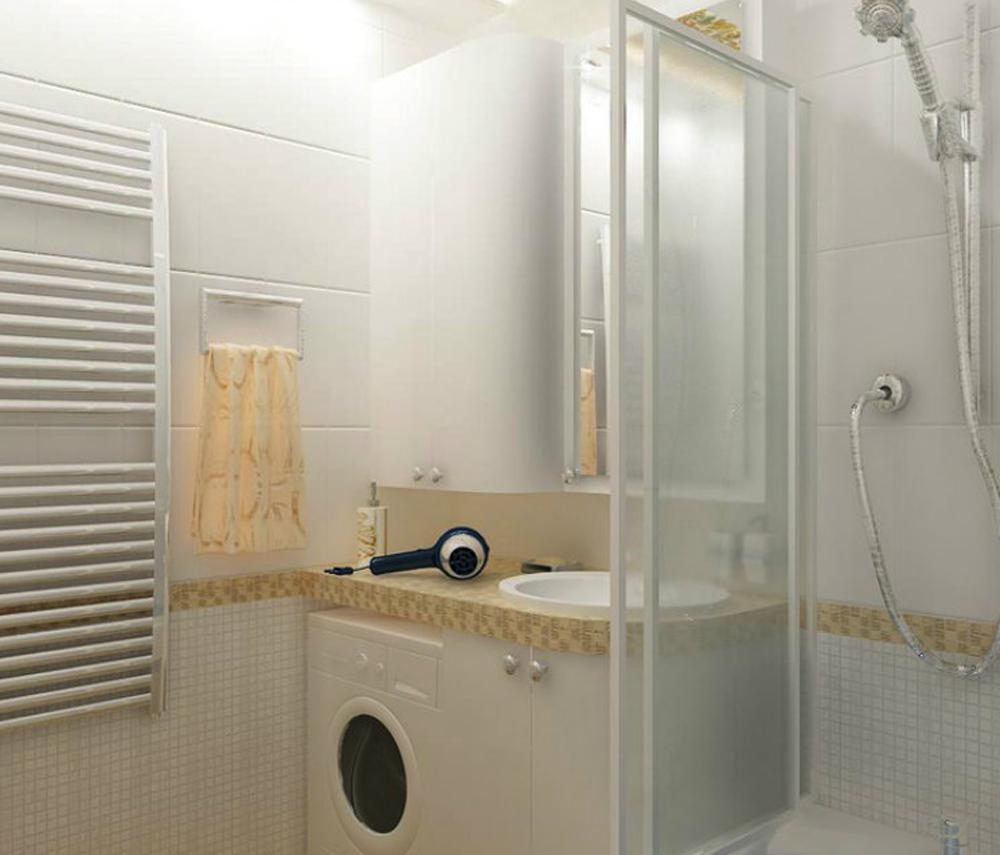 Привет из прошлого: ванная комната в «хрущёвке»