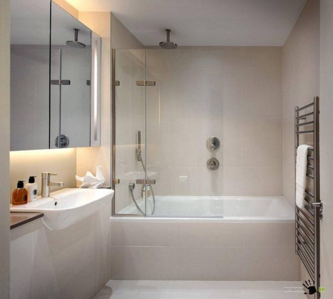 кремовая ванная