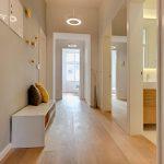 Дизайн коридора в квартире (реальные фото): красивые интерьеры, идеи для ремонта