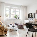 Интерьеры маленьких квартир в разных стилях с фото