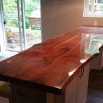 Лак для деревянной столешницы: правила выбора и особенности нанесения | Чем обработать деревянную столешницу | Масло или лак: что выбрать для деревянной столешницы