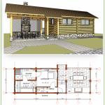 Проекты бань с террасой и барбекю: фото, планировка, месторасположение