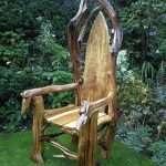 Садовая мебель своими руками: вырезаем бензопилой | Садовая мебель из дерева, веток, пеньков и коряг.