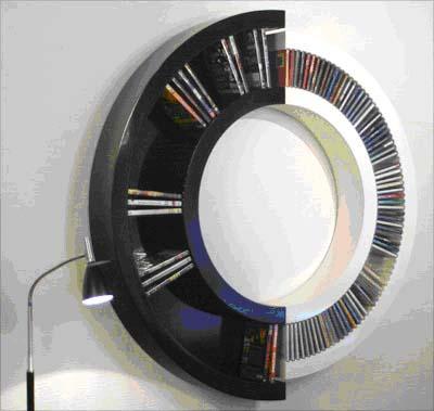 полка для дисков